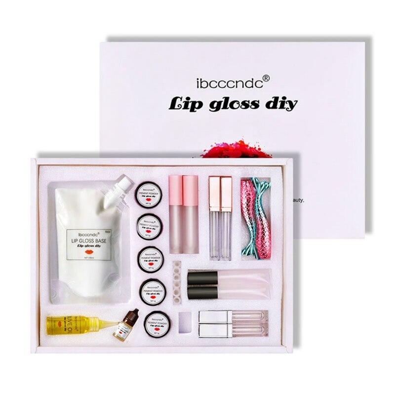 pó lábio maquiagem ferramenta para iniciante