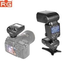Meike MK 910 MK910 TTL 1/8000 s HSS Sync Master & Slave flash speedlite + Đèn Flash kích hoạt cho Nikon SB 910 SB 900 D7100 DSLR Máy Ảnh