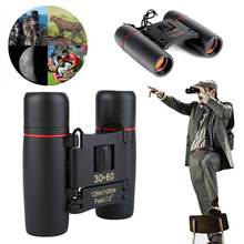 Hunting Telescope Double Cylinder Construction Survey Mountaineering Measuring 8X 30*60 Binoculars Archery Outdoor Adventure(China)