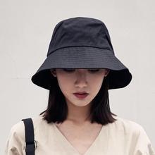 dy20 vip Fisherman hat sunshade Korean male wild Japanese sunscreen summer sun hat tide round face suitable hat female