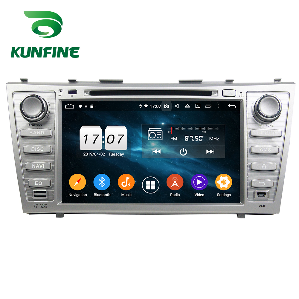 Flash Deal Android 9.0 Octa Core 4GB RAM 64GB Rom Car DVD GPS Multimedia Player Car Stereo for Toyota CAMRY 2006-2011 Radio Headunit 3