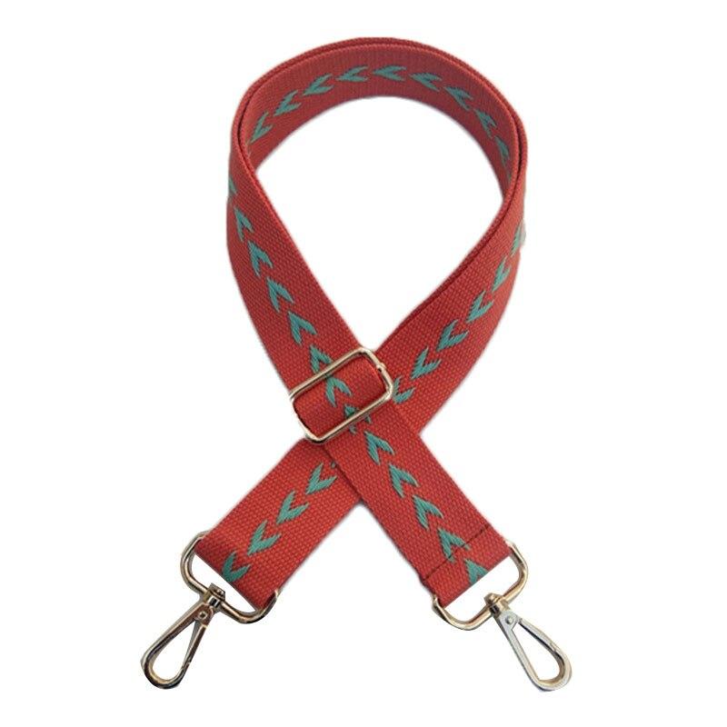 PromoteΘBag-Strap O-Bag Handbag-Accessories Handle Messenger Rainbow Diy-Shoulder Cross-Body