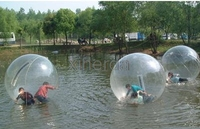 2M fun entertainment water ball, inflatable water walking ball Zorb Ball