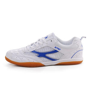 Shoes Table-Tennis Women Hard-Wearing-Sneakers Lace-Up Anti-Slippery Training Breathable