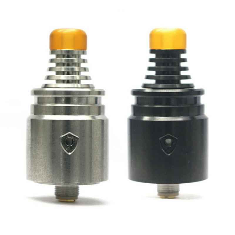 Berserker V2 MTL RDA Tank Superfine MTL Fused With 1.5ml Capacity 22mm BSKR RDA Atomizer