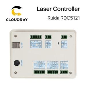 Image 3 - Cloudray Ruida RD RDC5121 Lite 버전 레이저 조각 및 절단기 용 Co2 레이저 DSP 컨트롤러