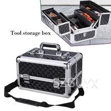 Tool-Box Electrician Hardware Multifunctional Household Maintenance Three-Layer Large-Capacity
