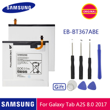 SAMSUNG Original Tablet Battery  EB-BT367ABE 5000mAh For Samsung Galaxy Tab A2S 8.0 T385 T380 2017 Edition SM-T380 SM-T385 цена и фото