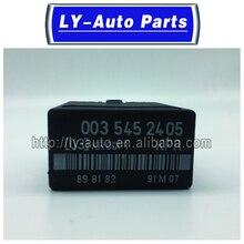 Реле топливного насоса 0035452405 для Mercedes Benz W124 W126 W201 190E 260E 300E 300SE