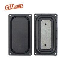 GHXAMP 50x90mm Piazza Bass Radiatore 5090 Con Staffa di Ferro Mezzo Pacchetto di Vibrazione Bordo Basso Passivo Del Bacino