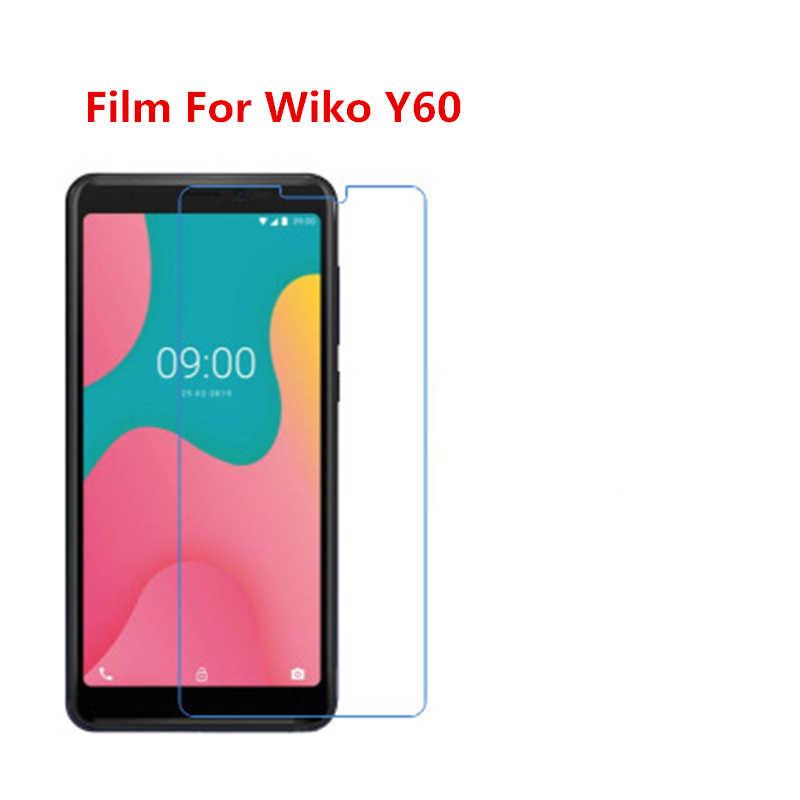 1/2/5/10 قطعة رقيقة جدا واضحة شاشة كمبيوتر محمول ذات دقة عالية واقي للشاشة فيلم مع تنظيف الملابس فيلم ل Wiko Y60.