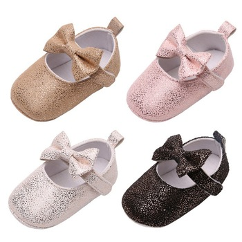 босоножки sweet shoes sweet shoes sw010awesyy8 Infant Anit-slip Breathable Toddler Shoes Sweet Bow Princess Shoes Baby Girl Shallow Shoes First Walker