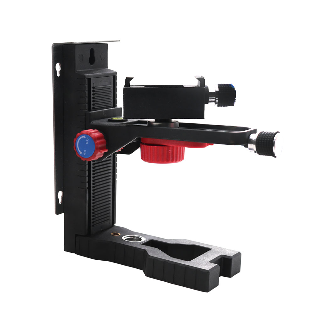 Adjustable laser level Magnetic Wall Mounted Bracket Interface Infrared Level Hang Wall Hanger horizontal instrument bracket|Instrument Parts & Accessories| |  - title=