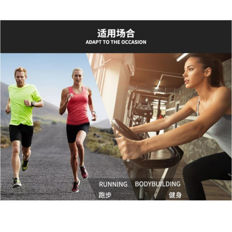 High Quality Running Bag Mobile Phone Arm Phone Bag Waterproof Comfortable Exercise Arm Band 6.5