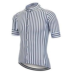Image 5 - Moxilyn maillot de cyclisme pour hommes, maillot de cyclisme vtt, qui respire et absorbe la sueur, à séchage rapide, VTT