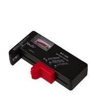 BT168 Portable Universal Digital Battery Tester Volt Checker For AA AAA 9V Button Multiple Size