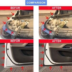 Image 4 - 1080p z d b タイプ 4 メートルゴムシール車のゴム製ドアシールウェザーストリップドアゴムシールストリップ車遮音シール