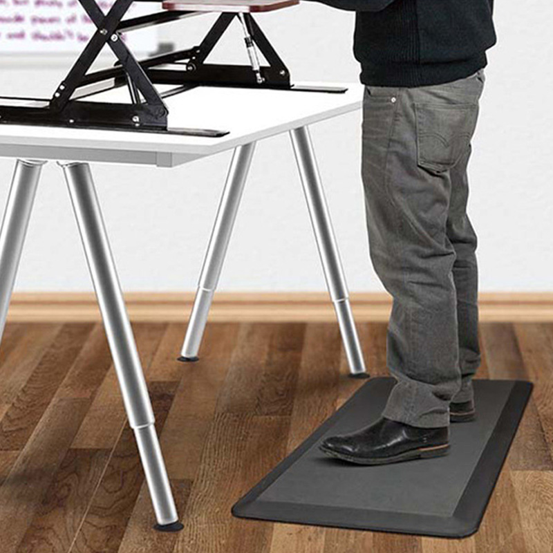 Anti Fatigue Kitchen Mats | Anti Fatigue Kitchen Mat Non Slip Door Mat High Quality Floor Mat Ergonomic Design Kitchen Mats For Floor Office Standing Desk