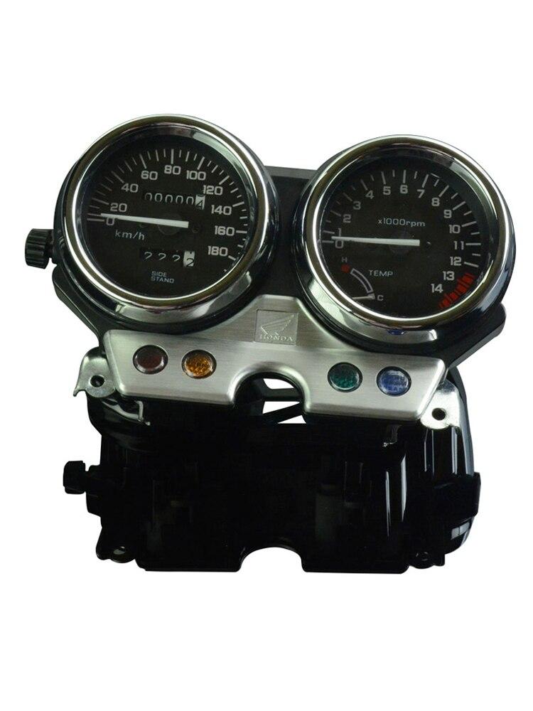 אופנוע רחוב אופני מד מהירות מד מד Tachometer מחוונים להונדה CB400 CB 400 1992-1994 1992 1993 1994 92 93 94