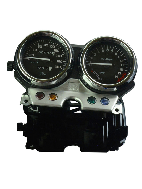 $ US $32.40 Motorcycle Street Bike Speedometer Gauge Meter Tachometer Gauges For HONDA CB400 CB 400 1992-1994 1992 1993 1994 92 93 94