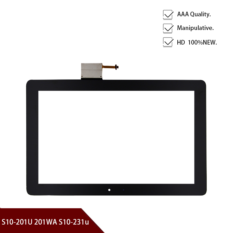 10.1'' Inch For Huawei MediaPad 10 Link S10-201U 201WA S10-231U MCF-100-0676-V2.0 Touch Screen Panel Digitizer Replacement