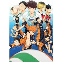 Haikyuu!!Poster Fan Gift 42*30CM  hinata syouyou kageyama tobio