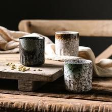 Tea-Set Sushi Wind Ceramic Japanese Creative And Retro Restaurant