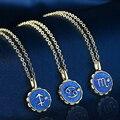 Медь цвета: золотистый, серебристый Цвет боксерские перчатки кулон ожерелье для мужчин льдом кубического циркония цепи в стиле хип-хоп/панк...