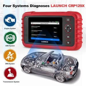 Image 2 - STARTEN X431 CRP129X OBD2 Scanner OBDII Automotive Auto Code Reader OBD Diagnose Werkzeug ABS SRS Transmission Motor Öl/EPB/TPMS