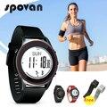 10 видов стилей SPOVAN 70 г ультра тонкие спортивные бизнес часы для мужчин и женщин из натуральной кожи Силиконовый ремешок для часов, за рамки б...