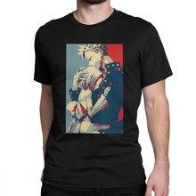 Camiseta de manga corta para hombre, Camiseta con estampado de