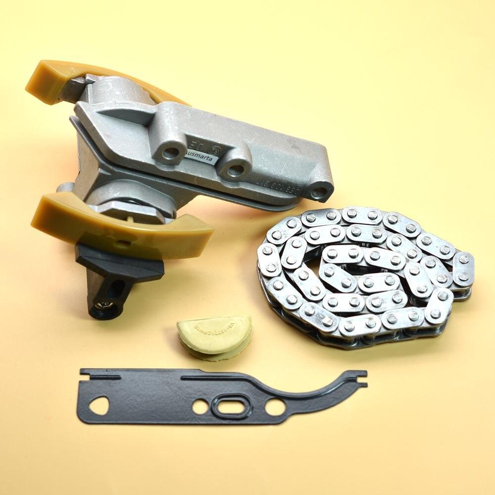 캠축 타이밍 체인 텐셔너 WGASKET CHAIN For Golf Passat Bora Beetle 1.8 T 058109217B