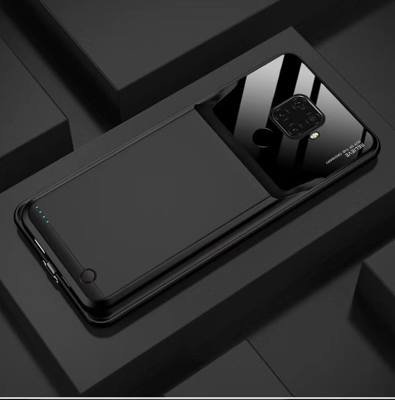 2020 6000MAH Battery Charger Cases For Xiaomi Mi Note 10 Battery Case For Xiaomi MI Note 10 External Battery Power Case