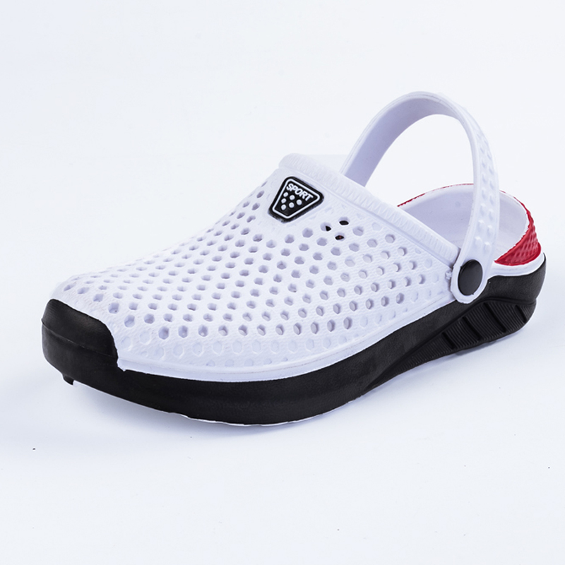 Sport Sandals Men Outdoor Men Breathable Summer Shoes WoMan Beach Slippers Rubber Sea Water Shoes Antiskid Clogs