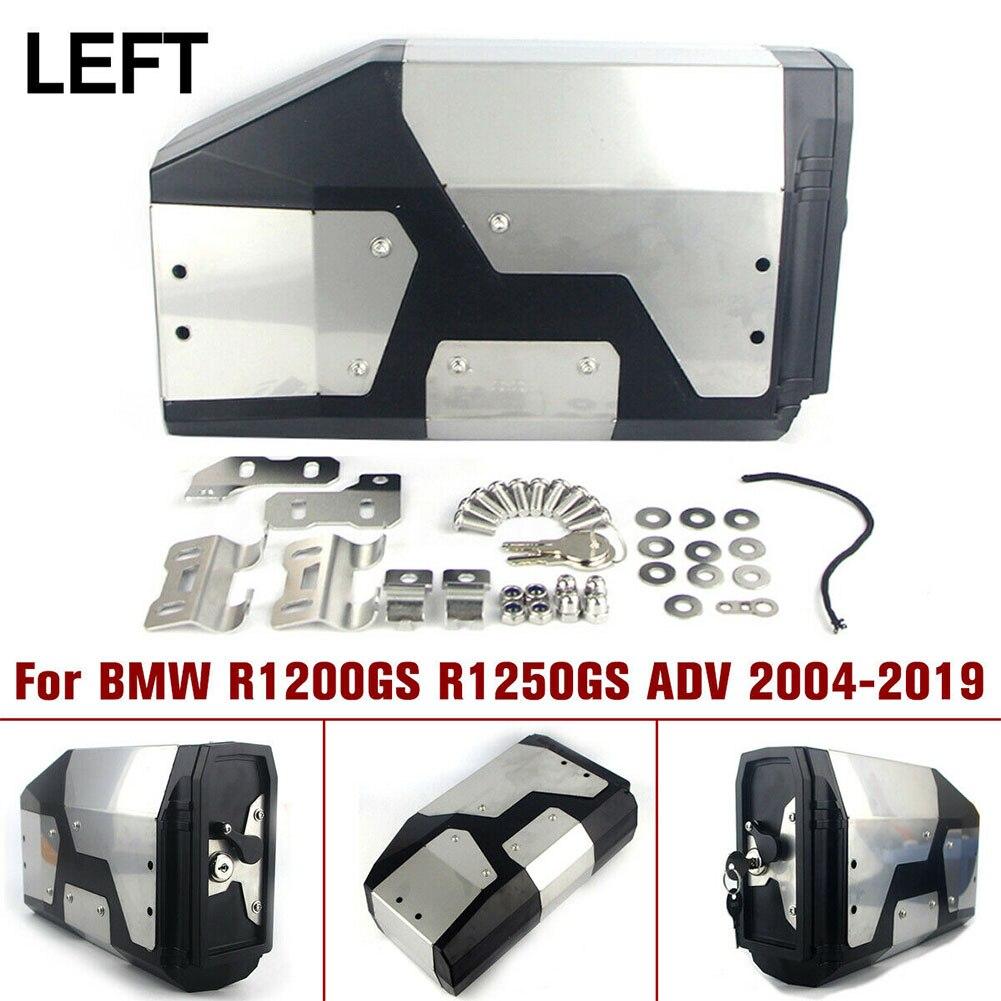 Support latéral Portable de stockage léger décoratif utiliser une boîte à outils Durable en aluminium boîte à outils rigide robuste pour R1200GS