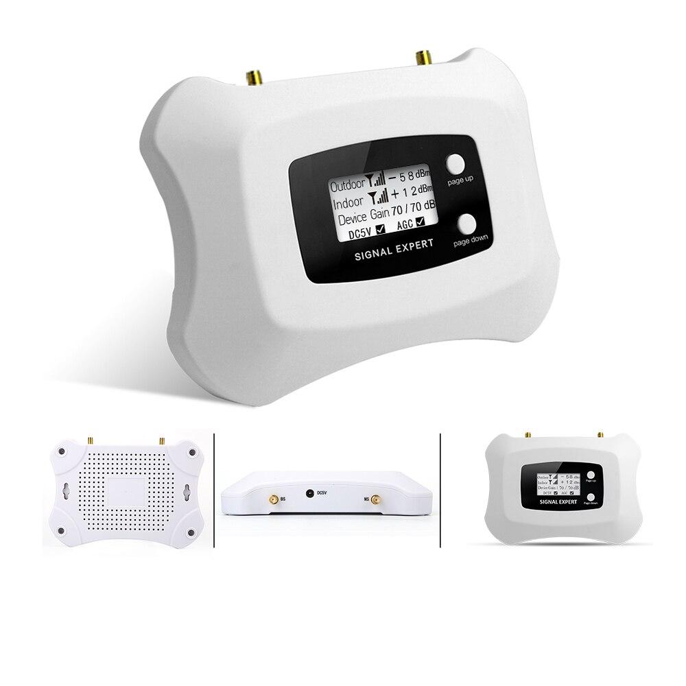 ATNJ GSM 2G Mobile Signal Booster 2G Signal Repeater gsm - Reservdelar och tillbehör för mobiltelefoner - Foto 4