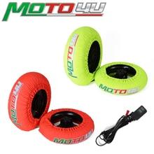 Calentador de neumáticos Digital Universal para carreras de motos, calentador de neumáticos delantero y trasero, CE, 120/180, 120/190, 120/200, nuevo