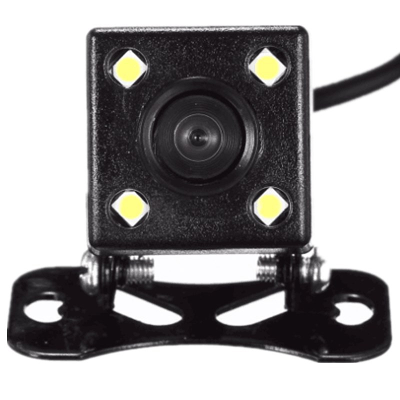 Rearview Camera Car Mounted High-definition Night Vision Only Universal Webcam Car Visual Webcam