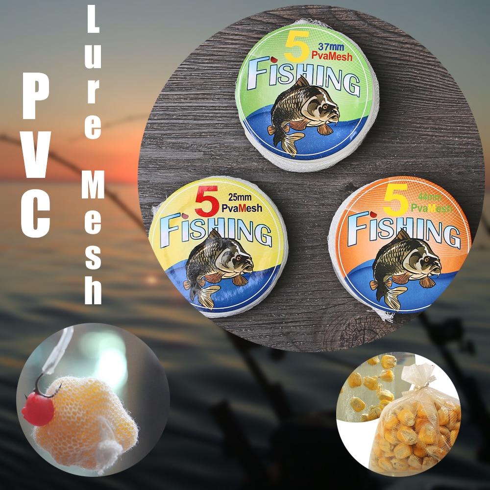 Portable Hot Carp Coarse Fishing Dissolve Tool PVA Lure Sack Water Soluble Bag