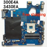 For Samsung NP300E4A 300E4A 3430EA Laptop motherboard BA41 01666A motherboard100%tested fully work
