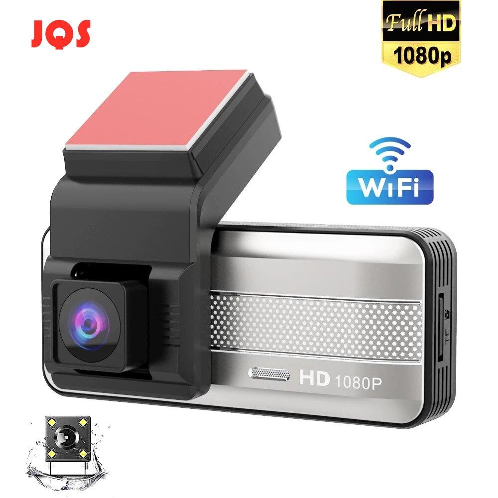 Автомобильный видеорегистратор, видеорегистратор заднего вида, 3,16 дюйма, 1080P HD, WDR, циклическая запись, G-датчик, ночное видение, 170 широкий уг...