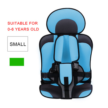 8 Colors Baby Children's Seat Mat For 6 Months to 12 Years Old Portable Thicken Soft Breathable Chairs Mats oddler Protect Mat - 0-6 Years Old