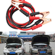 Cable Jumper Car-Battery Quality-Booster Power-Start Copper-Wire 4M Heavy-Duty 500/2000-Amp
