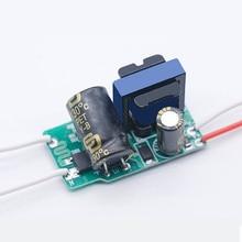 18 Вт 24 Вт 32 Вт 40 Вт Светодиодный неизолированный драйвер 220ма 230ма светодиодный драйвер Источник питания AC80-180V Трансформаторы освещения для smd светодиодная лампочка