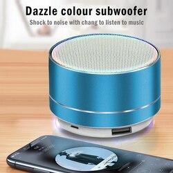 Oplaadbare Draagbare Bluetooth Speaker Mini Stereo Speaker Muziek Audio Tf Usb Aux Stereo Sound Speaker Audio Muziekspeler