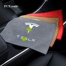Panno per lavaggio asciugamani in microfibra per pulizia auto per Tesla modello 3 S X Y asciugamano in pile corallo a doppia faccia spesso asciugamano per lavaggio auto 20*28CM