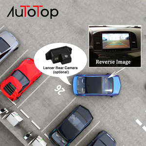 "Image 5 - Autotop 10.1 ""PX5 Dsp 2 Din Android 8.1/9.0 Auto Radio Voor Mitsubishi Lancer X 2007 2018 gps Navigatie Bluetooth 4G Wifi Geen Dvd"