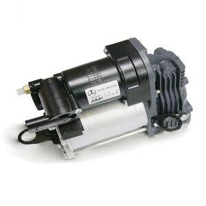 Image 3 - คุณภาพสูง Air Suspension Compressor สำหรับ MERCEDES W221 W216 CL S Class AIR MATIC SUSPENSION COMPRESSOR AIR ปั๊ม A2213201704
