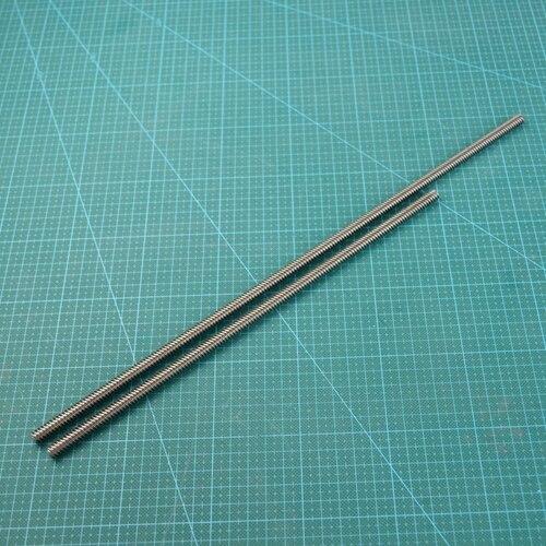 Stainless Steel Screw Slide / Engraving Machine / Rod Printer / Motor Screw TR12 2 500mm