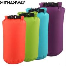 8L 15L Bucket PVC Bag Outdoor Dry Waterproof Swim Bag Dry